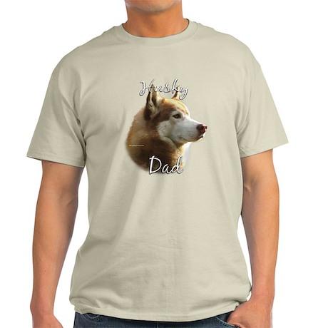 Husky Dad2 Light T-Shirt