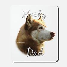 Husky Dad2 Mousepad