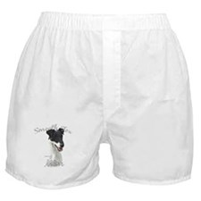 Smooth Fox Mom2 Boxer Shorts