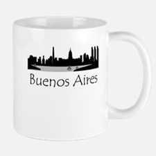 Buenos Aires Argentina Cityscape Mugs