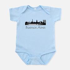 Buenos Aires Argentina Cityscape Body Suit