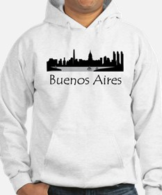 Buenos Aires Argentina Cityscape Hoodie