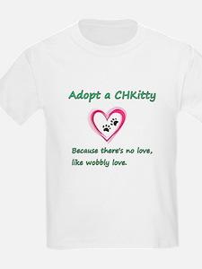 ChKitty Love T-Shirt