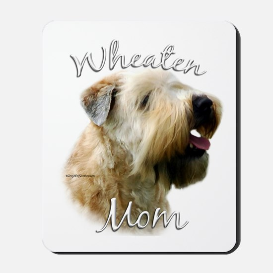 Wheaten Mom2 Mousepad
