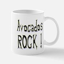 Avocados Rock ! Mug