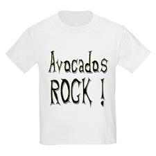 Avocados Rock ! T-Shirt