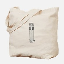 Coit Tower From Above Tote Bag
