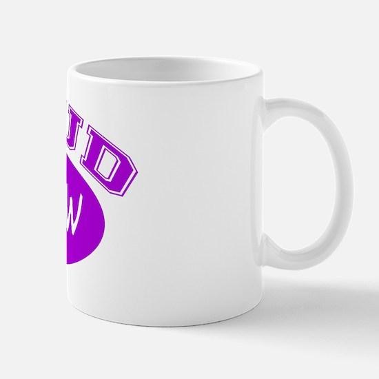 Proud Memaw (purple) Mug