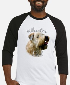 Wheaten Dad2 Baseball Jersey