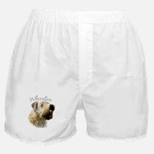 Wheaten Dad2 Boxer Shorts