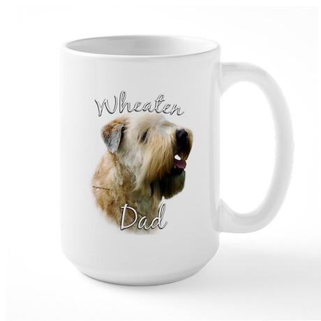 Wheaten Dad2 Large Mug