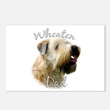 Wheaten Dad2 Postcards (Package of 8)