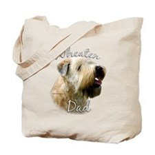 Wheaten Dad2 Tote Bag