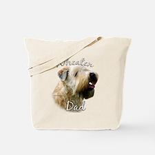 Wheaten Dad2 Tote Bag