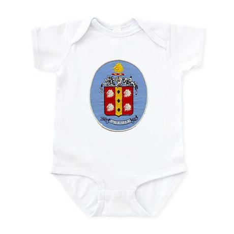 USS PREBLE Infant Bodysuit