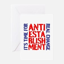 Anti-Establishment Greeting Cards