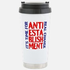 Anti-Establishment Travel Mug