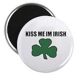 "KISS ME IM IRISH 2.25"" Magnet (10 pack)"