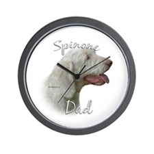 Spinone Dad2 Wall Clock