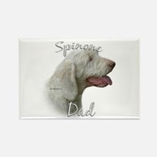 Spinone Dad2 Rectangle Magnet