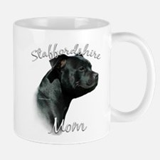 Staffy Mom2 Mug