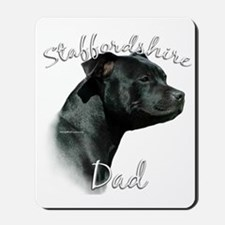 Staffy Dad2 Mousepad