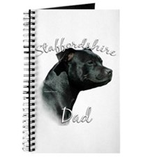 Staffy Dad2 Journal