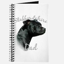 Staffy Dad2 Journal