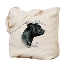 Staffy Dad2 Tote Bag
