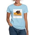 PITBULL Women's Pink T-Shirt