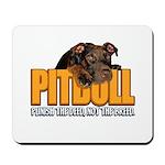 PITBULL Mousepad