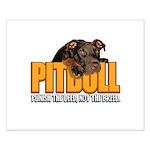 PITBULL Small Poster