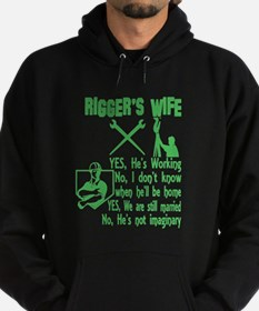 Rigger's Wife Hoodie