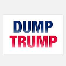 Dump Trump Postcards (Package of 8)