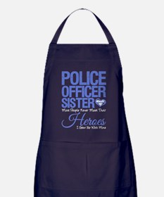 Cool Police officer Apron (dark)