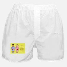 Friends Boxer Shorts