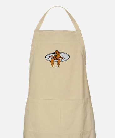 Lobster Sad Apron