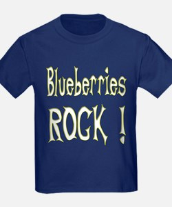 Blueberries Rock ! T