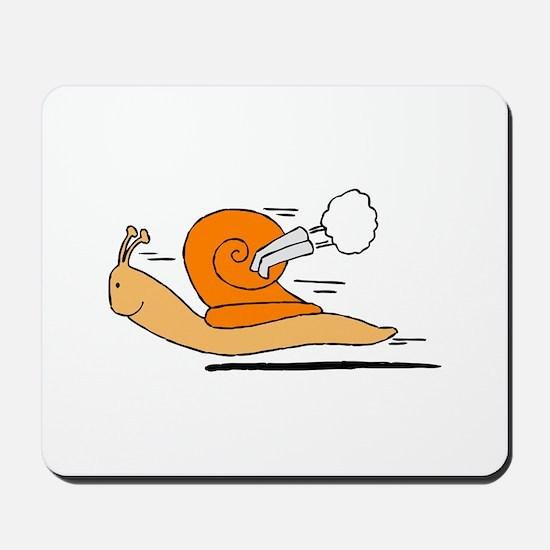 Lumaca turbo Snail Mousepad