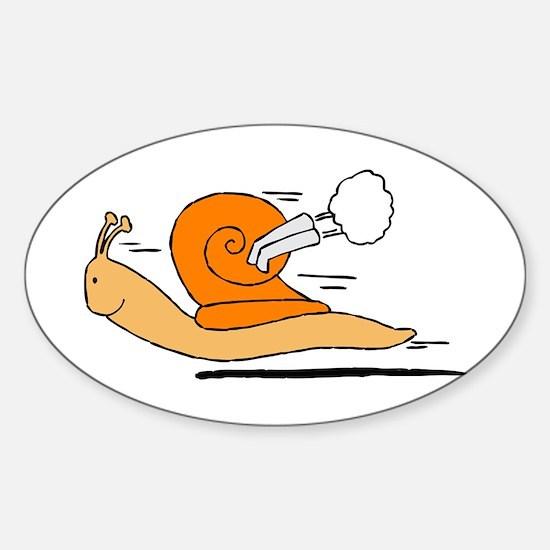 Lumaca turbo Snail Decal