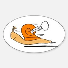 Lumaca turbo Snail Stickers