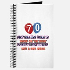 70 year old designs Journal