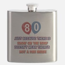 80 year old designs Flask