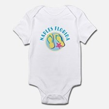 Naples Flip Flops - Infant Bodysuit