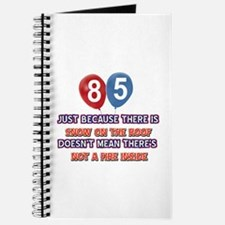 85 year old designs Journal