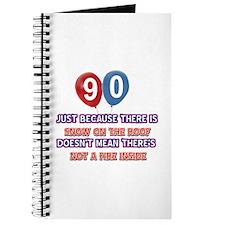 90 year old designs Journal