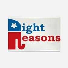 Republican for the right reasons! Magnets
