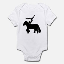 Vaulting Freedom Infant Bodysuit