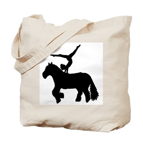 Vaulting Freedom Tote Bag