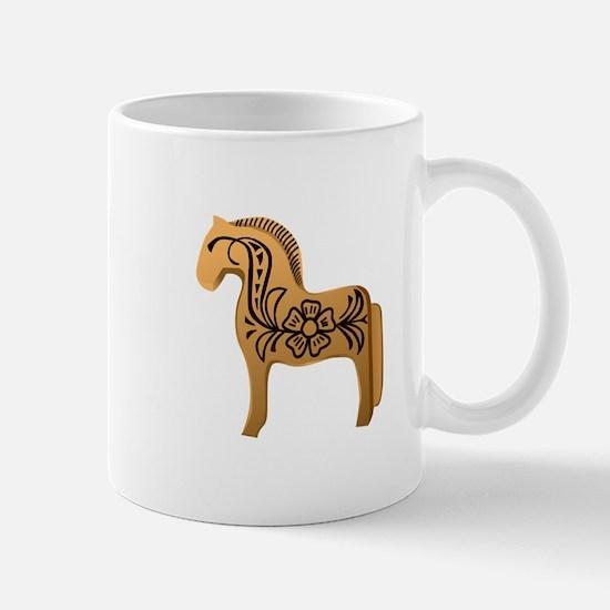 Fjord Horse Aitor Avila Mugs